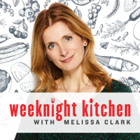 Podcast cover art for Weeknight Kitchen with Melissa Clark