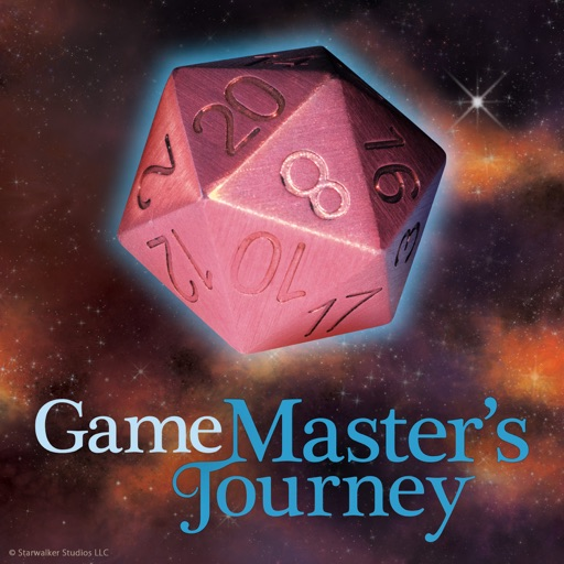 Cover image of Game Master's Journey