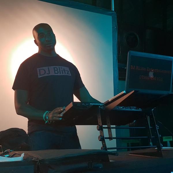DJ Blitz in the mix - UK, R&B, Hip Hop, Dancehall, Reggae, Bashment & Soca