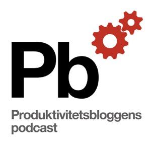 Produktivitetsbloggens podcast
