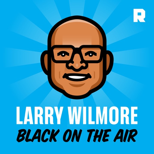 Cover image of Larry Wilmore: Black on the Air