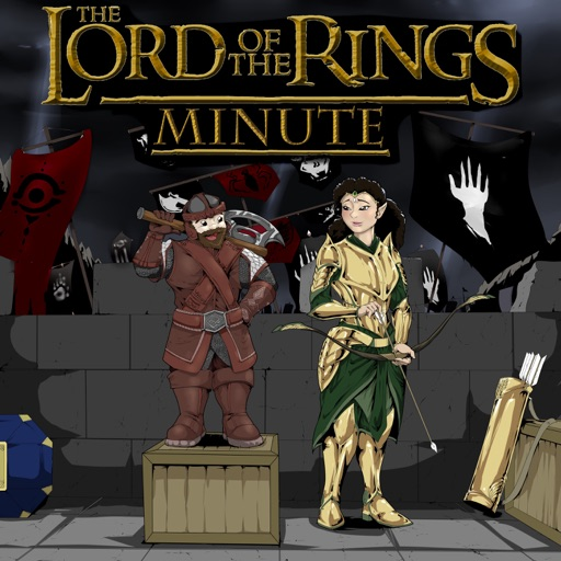 Cover image of Lord of the Rings Minute