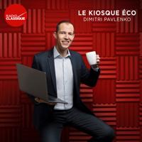 Le Kiosque Eco podcast