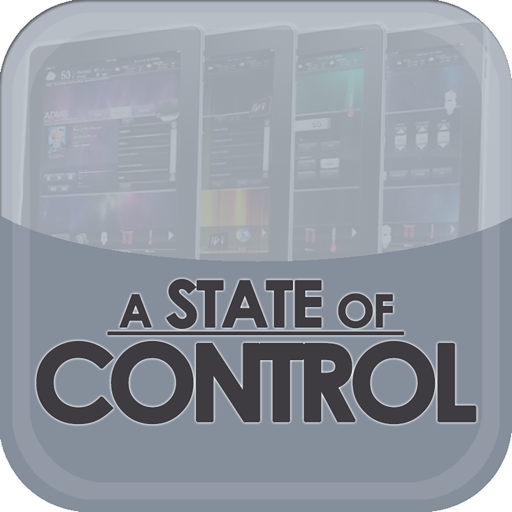 Cover image of A State of Control