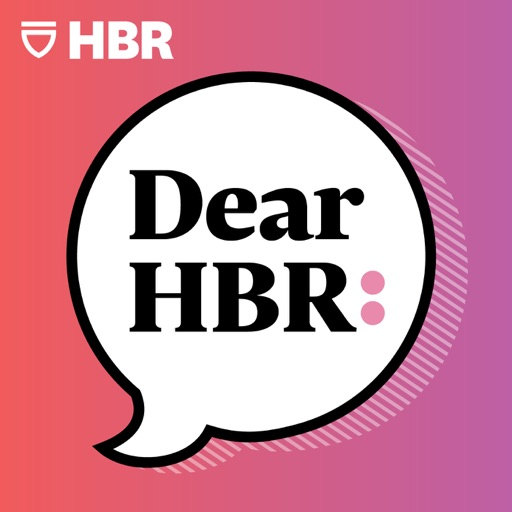 Cover image of Dear HBR: