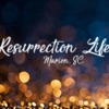 Resurrection Life Church artwork