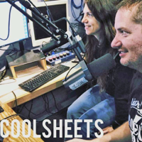 COOL SHEETS podcast