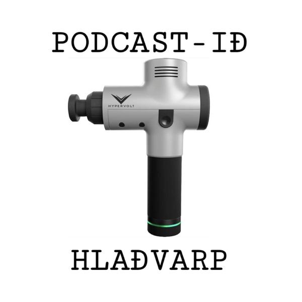 Podcastið Hlaðvarp