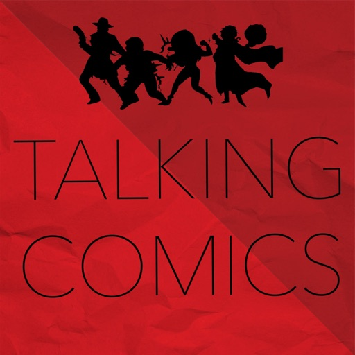 Cover image of Comic Book Podcast | Talking Comics