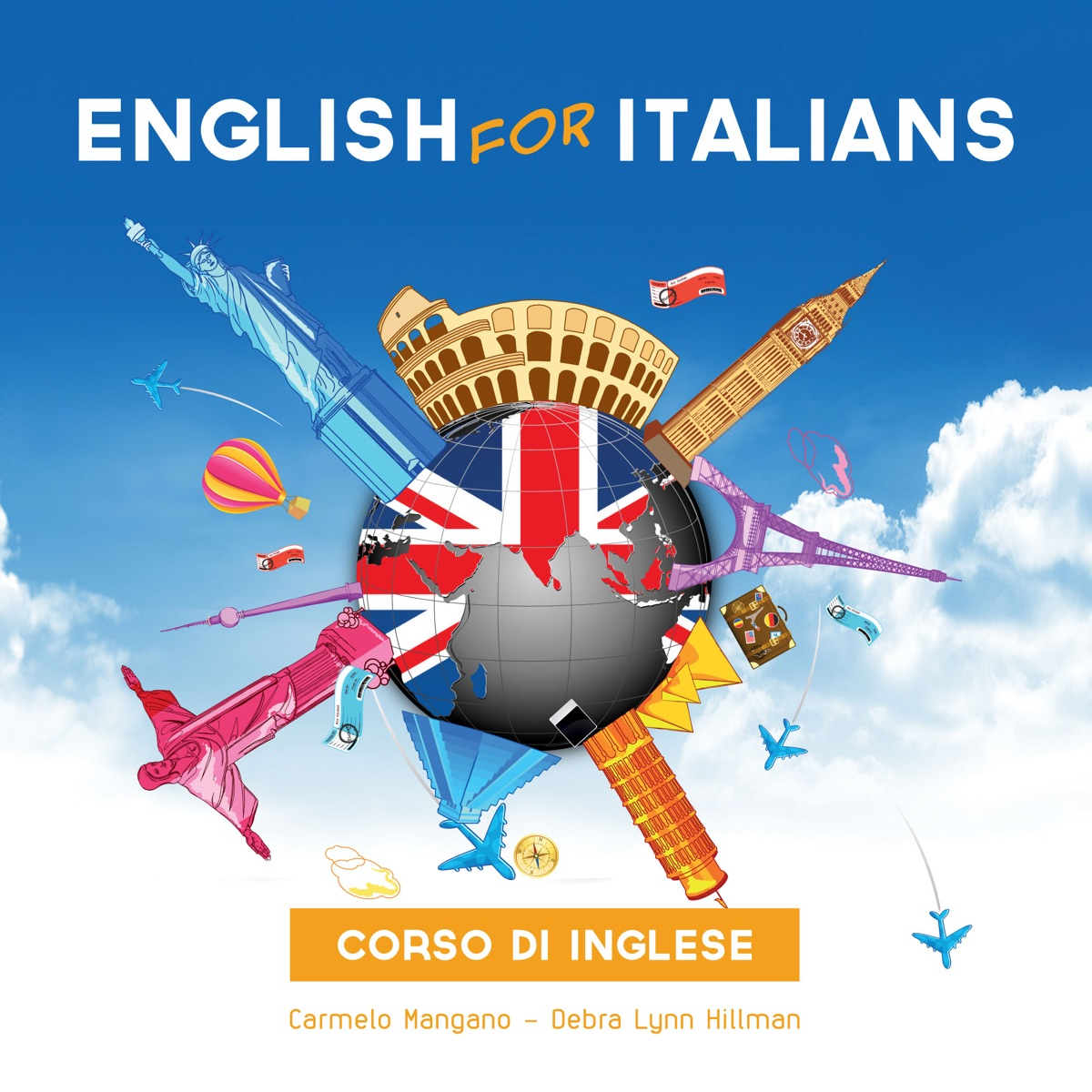 Grammatica inglese, AUDIO – Can, May