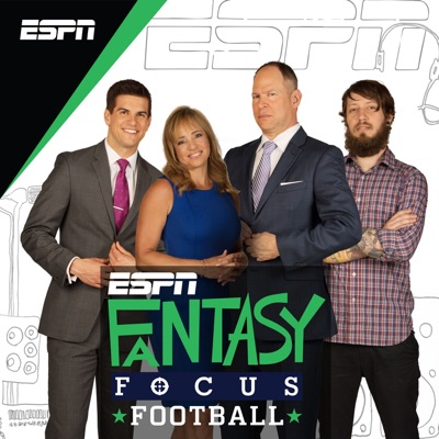 Fantasy Focus Football:ESPN, Matthew Berry, Field Yates, Stephania Bell