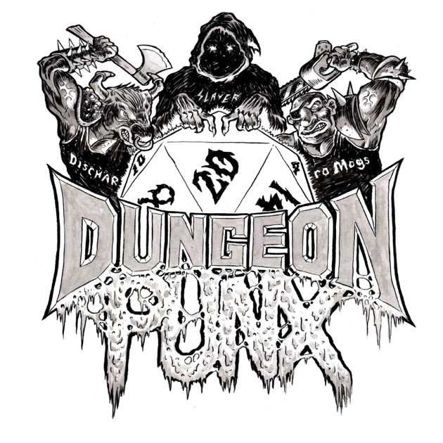 DUNGEONPUNX PODCAST on Apple Podcasts