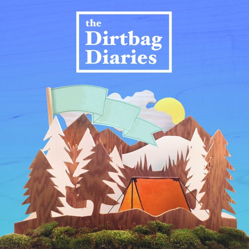 Cover image of The Dirtbag Diaries