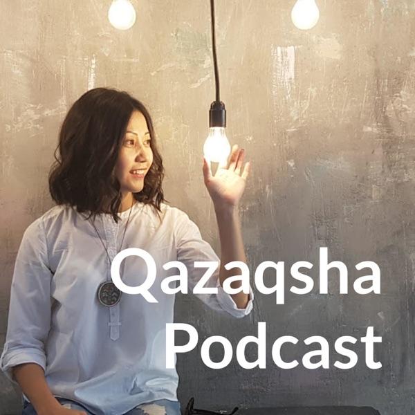 Qazaqsha Podcast image