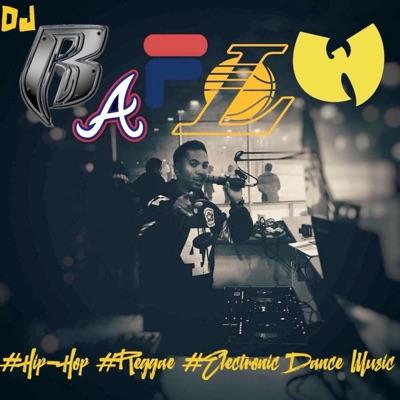 #Hip-Hop #Reggae #Electronic Dance Music:Dj RafLow