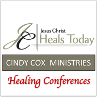 Cindy Cox Ministries - Healing Conferences podcast