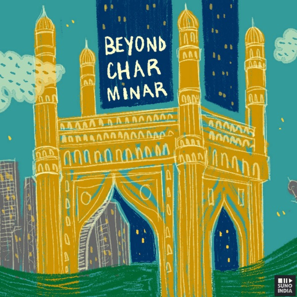 Beyond Charminar