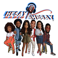 HeSaySheSay Radio podcast