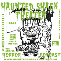 Podcast – Haunted Shack Theater (mp3) podcast