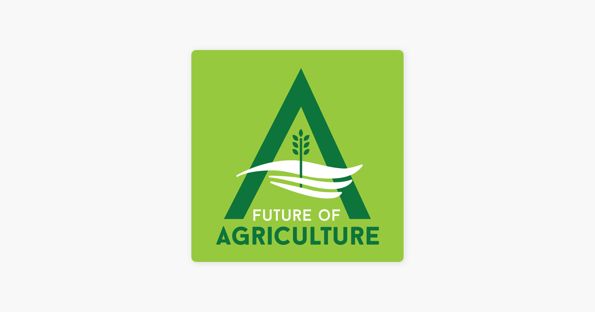 FOA 210: The Future of Ag Media Future of Agriculture
