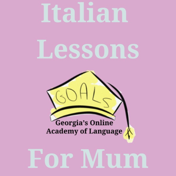 Italian Lessons For Mum