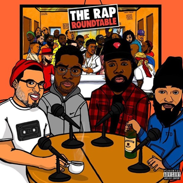 Round Table Podcast.Listen To The Rap Roundtable Podcast Online At Podparadise Com