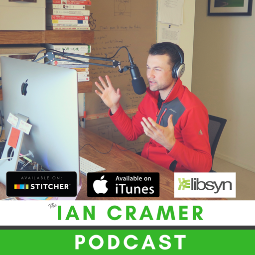 Cover image of The Ian Cramer Podcast