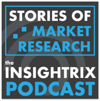 Stories of Market Research: The Insightrix Podcast podcast