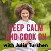 Keep Calm and Cook On with Julia Turshen artwork