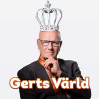 Gerts Värld podcast