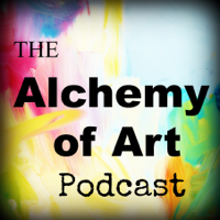 Podcast cover art for The Alchemy of Art Podcast