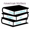 American Writers (One Hundred Pages at a Time) artwork