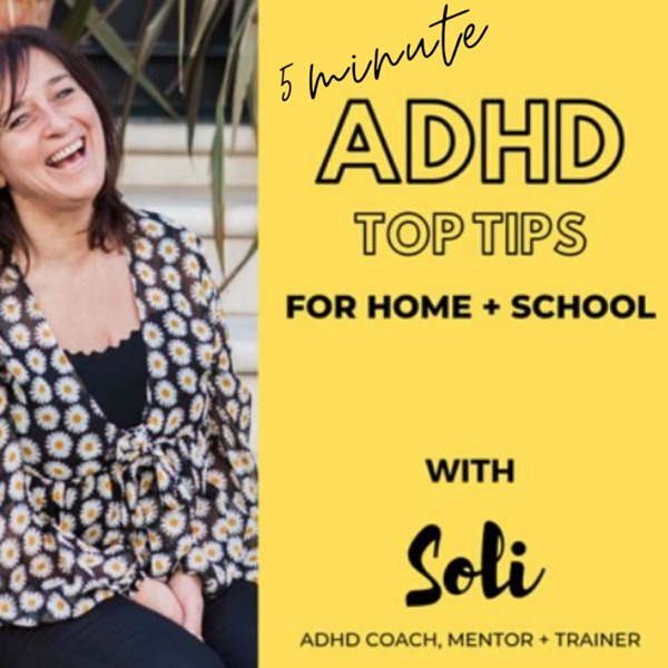 5 Minute ADHD Podcast