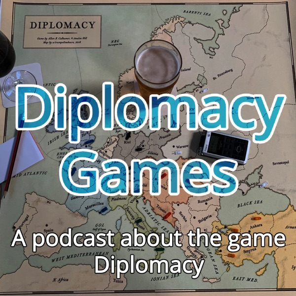 Diplomacy Games – Podcast – Podtail