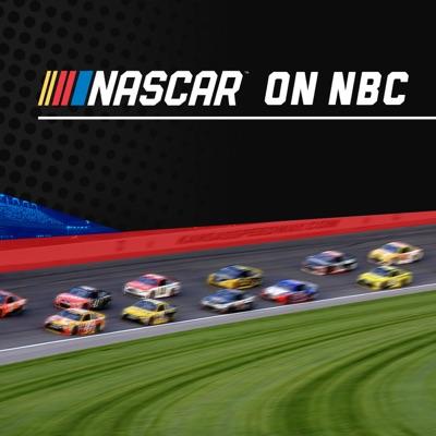 NASCAR on NBC podcast:Nate Ryan, NASCAR on NBC Sports