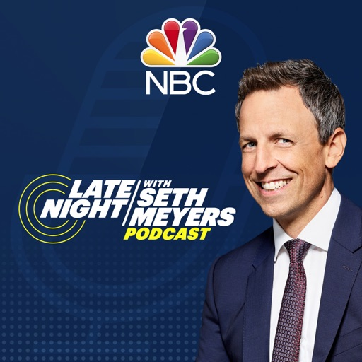 Cover image of Late Night with Seth Meyers Podcast