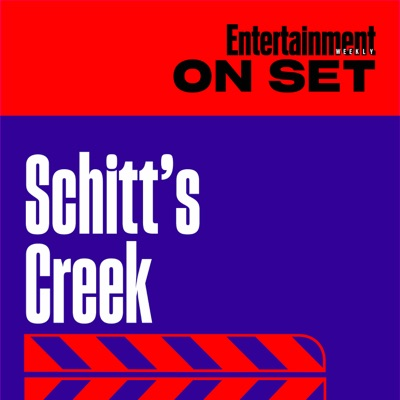 EW On Set: Schitt's Creek:Entertainment Weekly