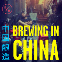 Brewing in China podcast