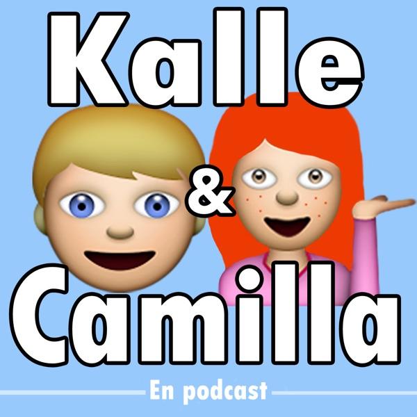Kalle och Camilla - en podcast