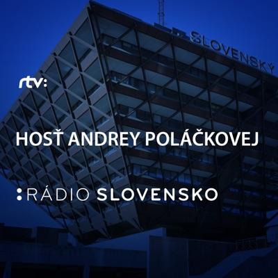 Hosť Andrey Poláčkovej:RTVS
