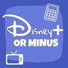 Disney Plus or Minus artwork