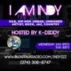 I AM INDI    WITH YOUR HOST   LAMONT PATTERSON & THE GANG! artwork