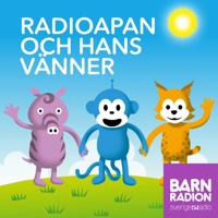 Radioapan och hans vänner i Barnradion podcast