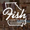 Fish North Georgia artwork