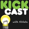 KickCast - The Podcast for Crowdfunding Projects! | KickStarter | IndieGoGo artwork