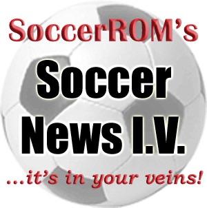 SoccerROM's Soccer News I.V.