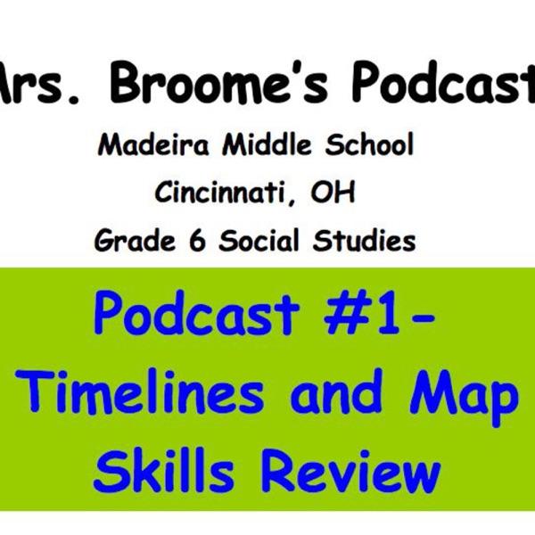 Mrs. Broome's Podcast