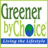 Greener by Choice with The Green Up Girl® artwork