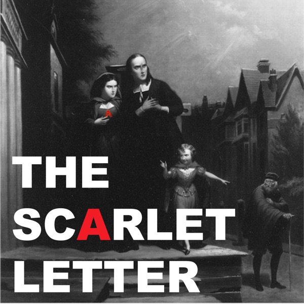 """The Scarlet Letter"" Audiobook (Audio book)"