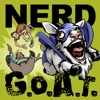 Nerd GOAT w/ Ed Greer and Ron Swallow artwork